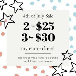 SALE Dresses - 2/$25 or 3/$30 SALE!